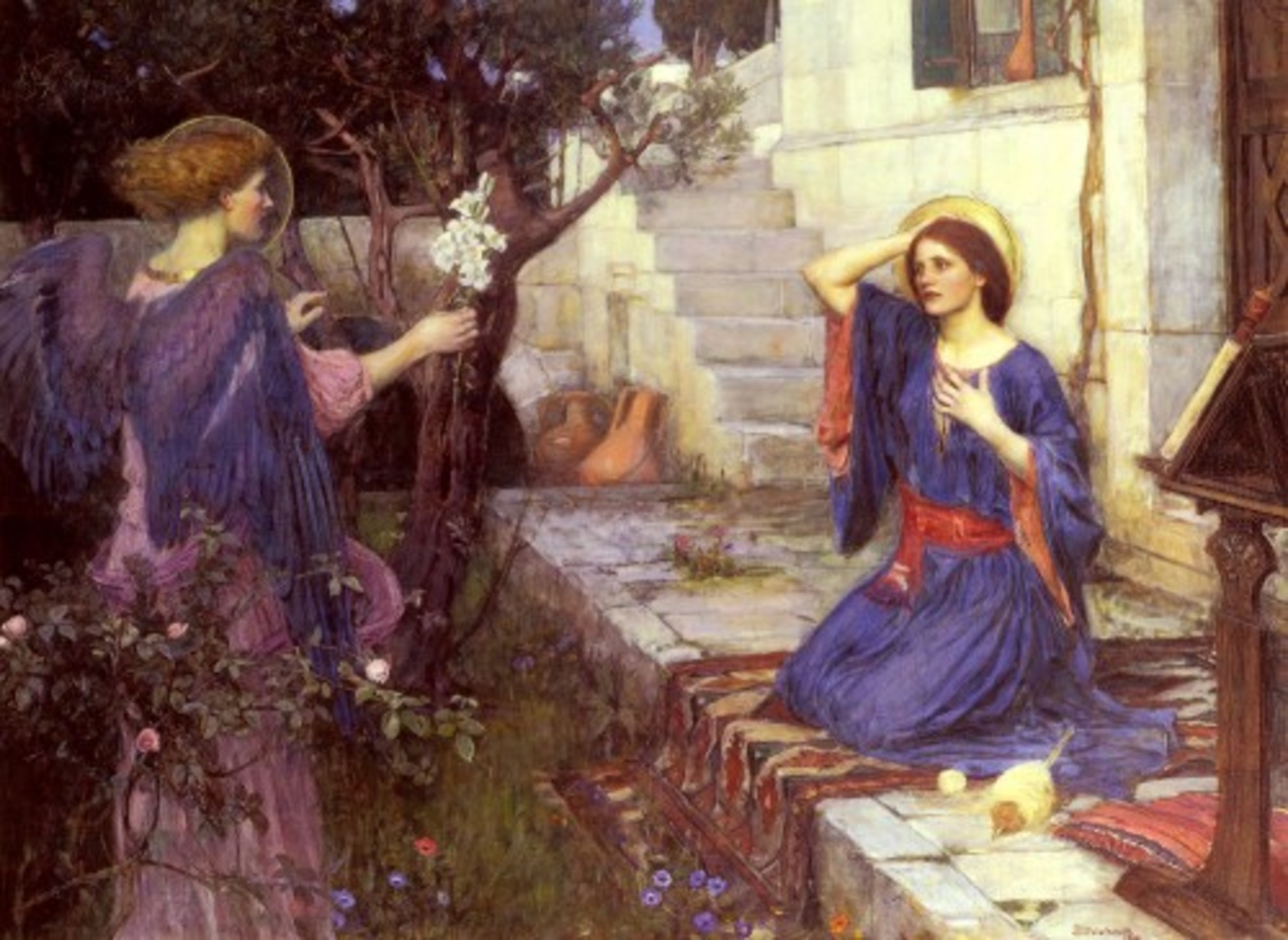 John_William_Waterhouse_-_The_Annunciation.jpg