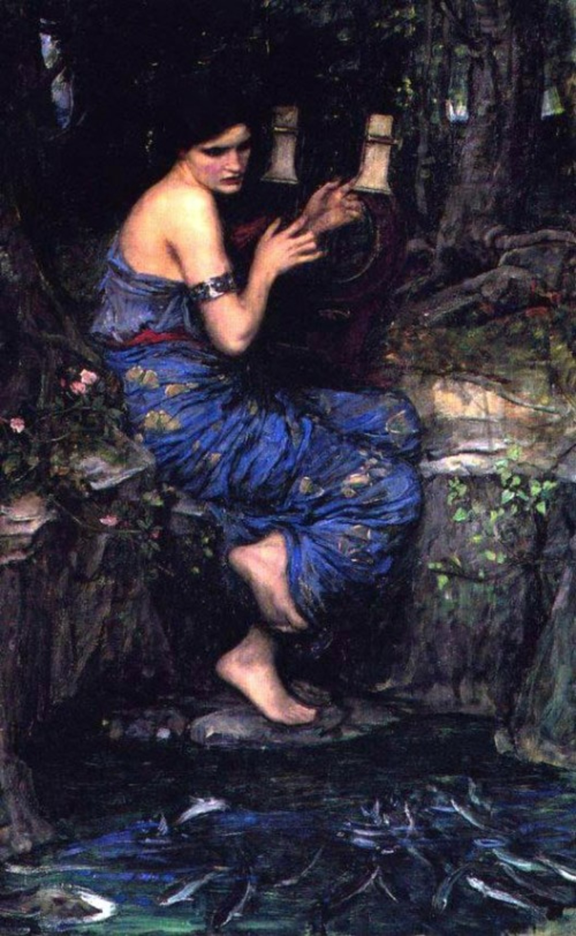 John_William_Waterhouse_-_The_Charmer.jpg