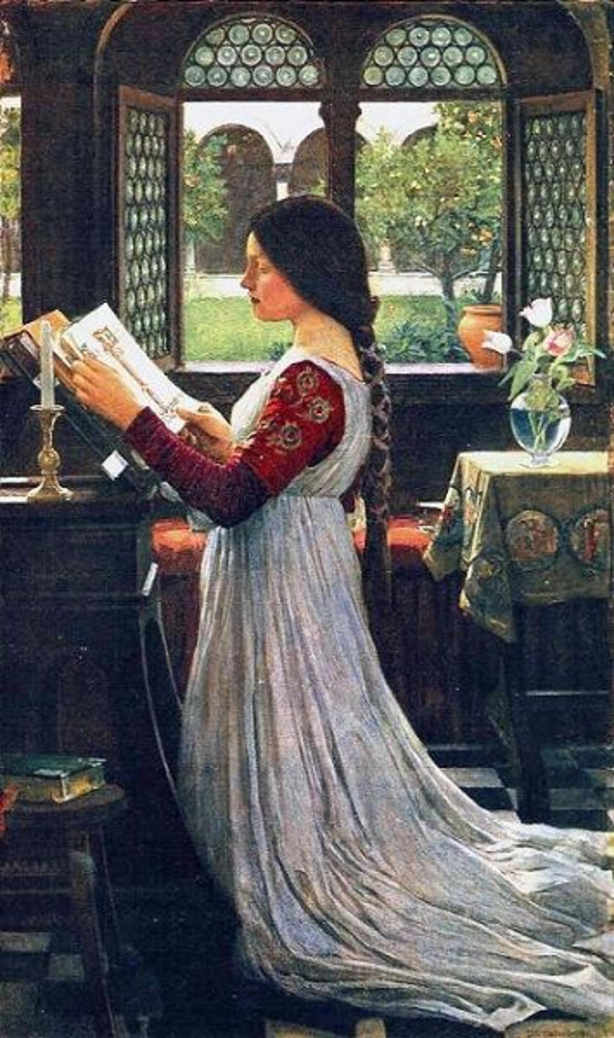 John_William_Waterhouse_-_The_Missal.jpg