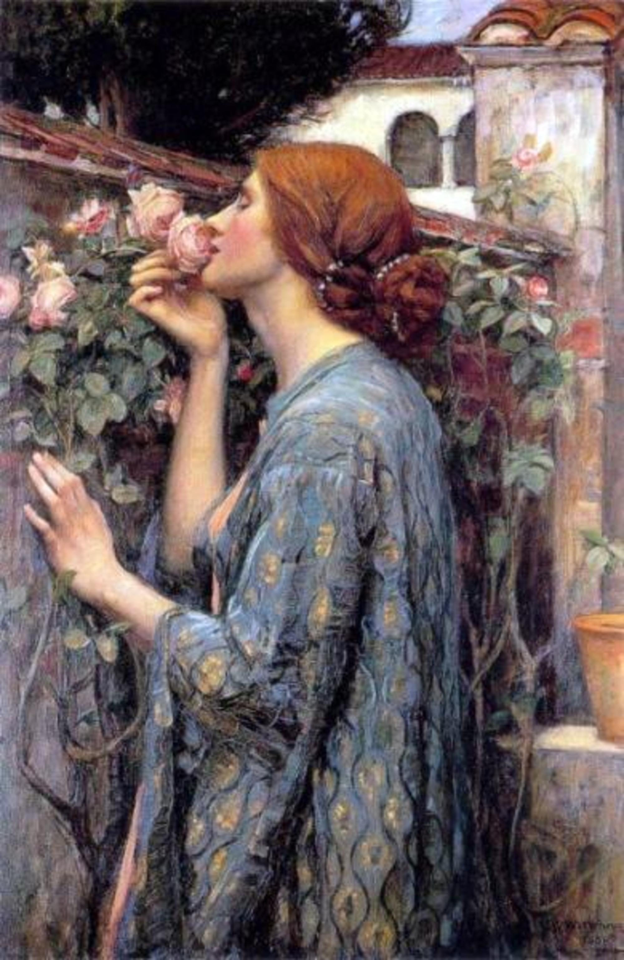 John_William_Waterhouse_-_The_Soul_of_the_Rose_aka_My_Sweet_Rose.jpg