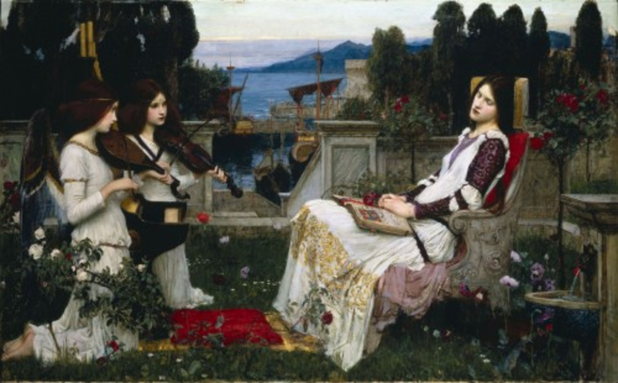 Waterhouse_John_William_-_Saint_Cecilia_-_1895.jpg