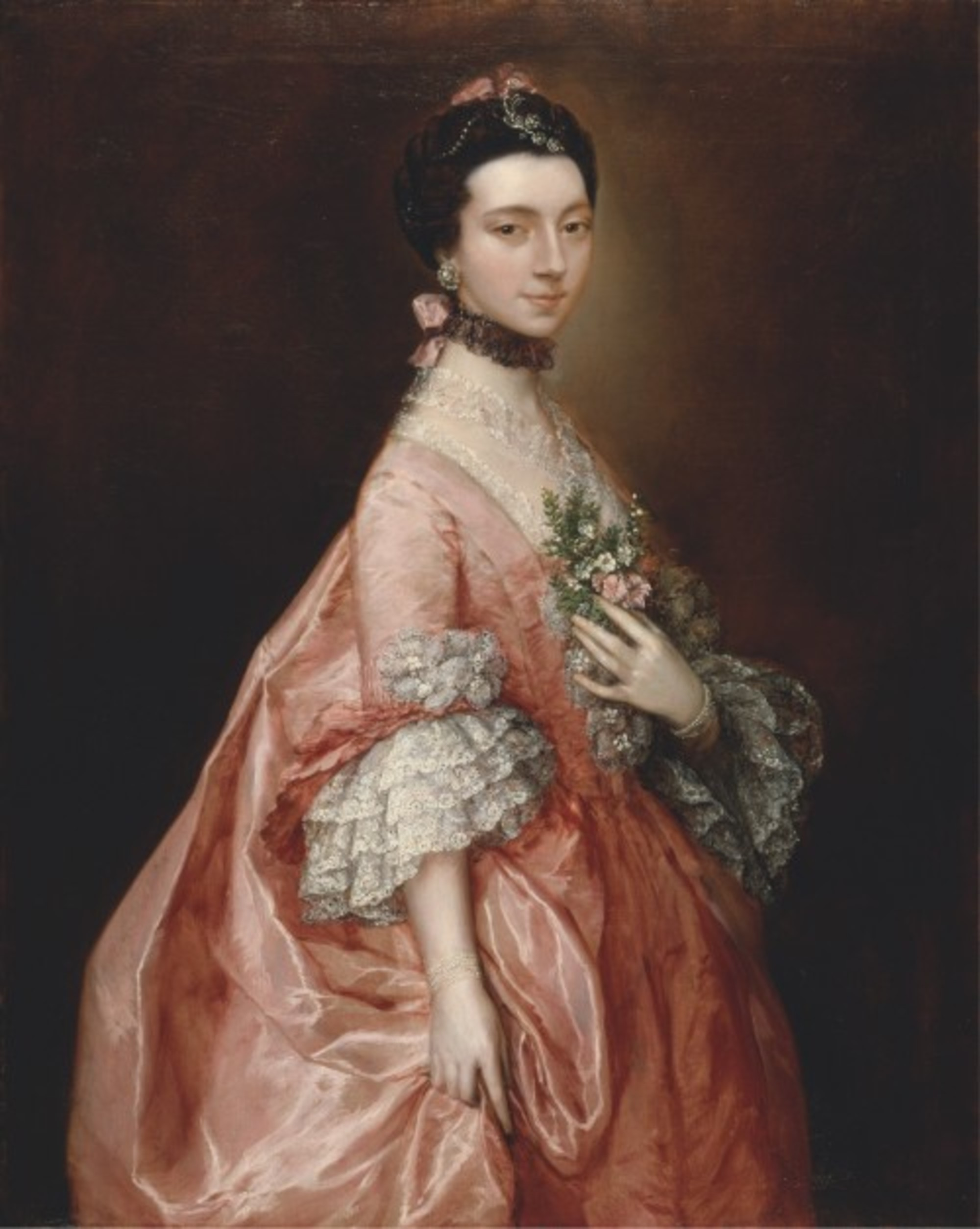 Thomas Gainsborough Mary Little, Later Lady Carr Google Art Project