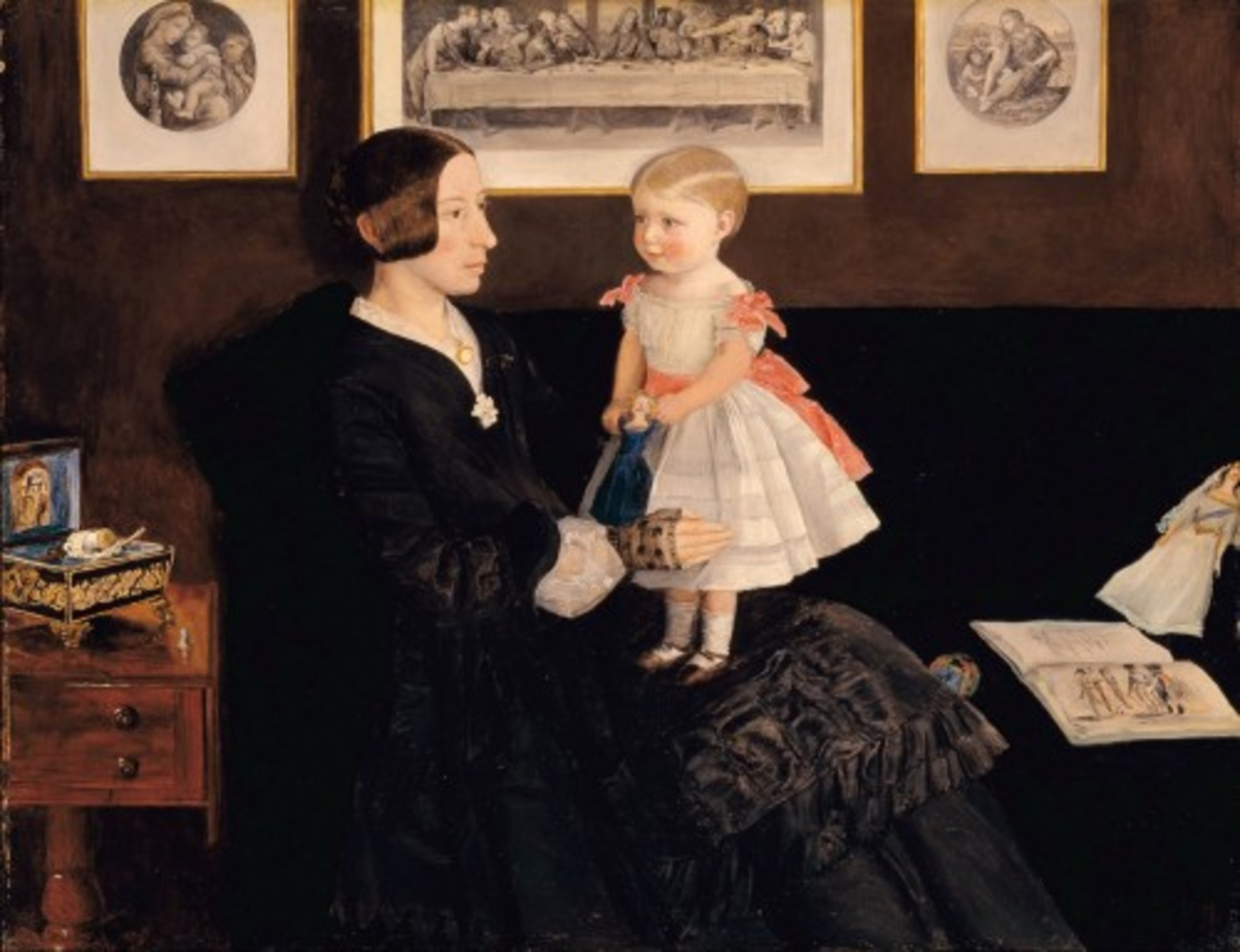 Sir-John-Everett-Millais---Mrs-James-Wyatt-Jr-and-her-Daughter-Sarah-Tate-Britain.jpg