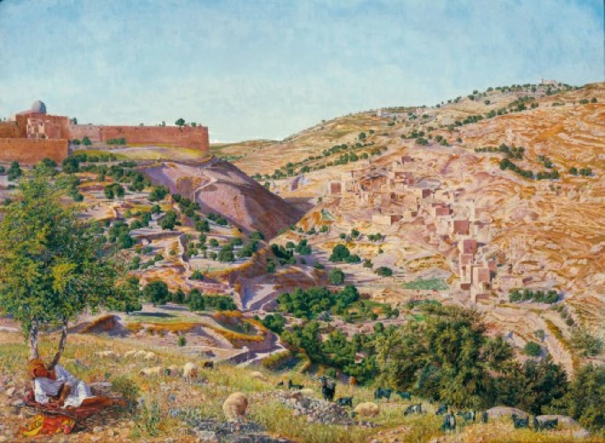 Thomas-Seddon---Jerusalem-and-the-Valley-of-Jehoshaphat-from-the-Hill-of-Evil-Counsel-Tate-Britain.jpg