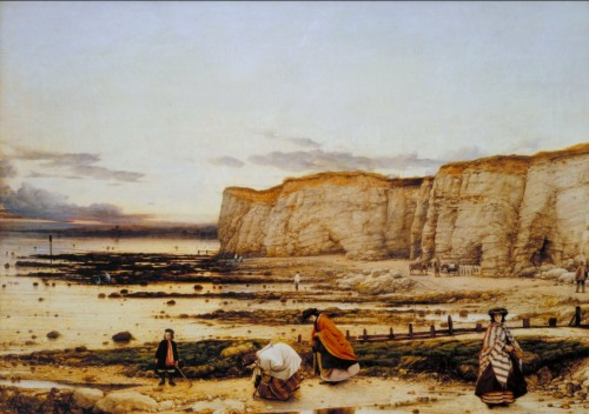 William-Dyce---Pegwell-Bay-Kent---a-Recollection-of-October-5th-1858-Tate-Britain.jpg
