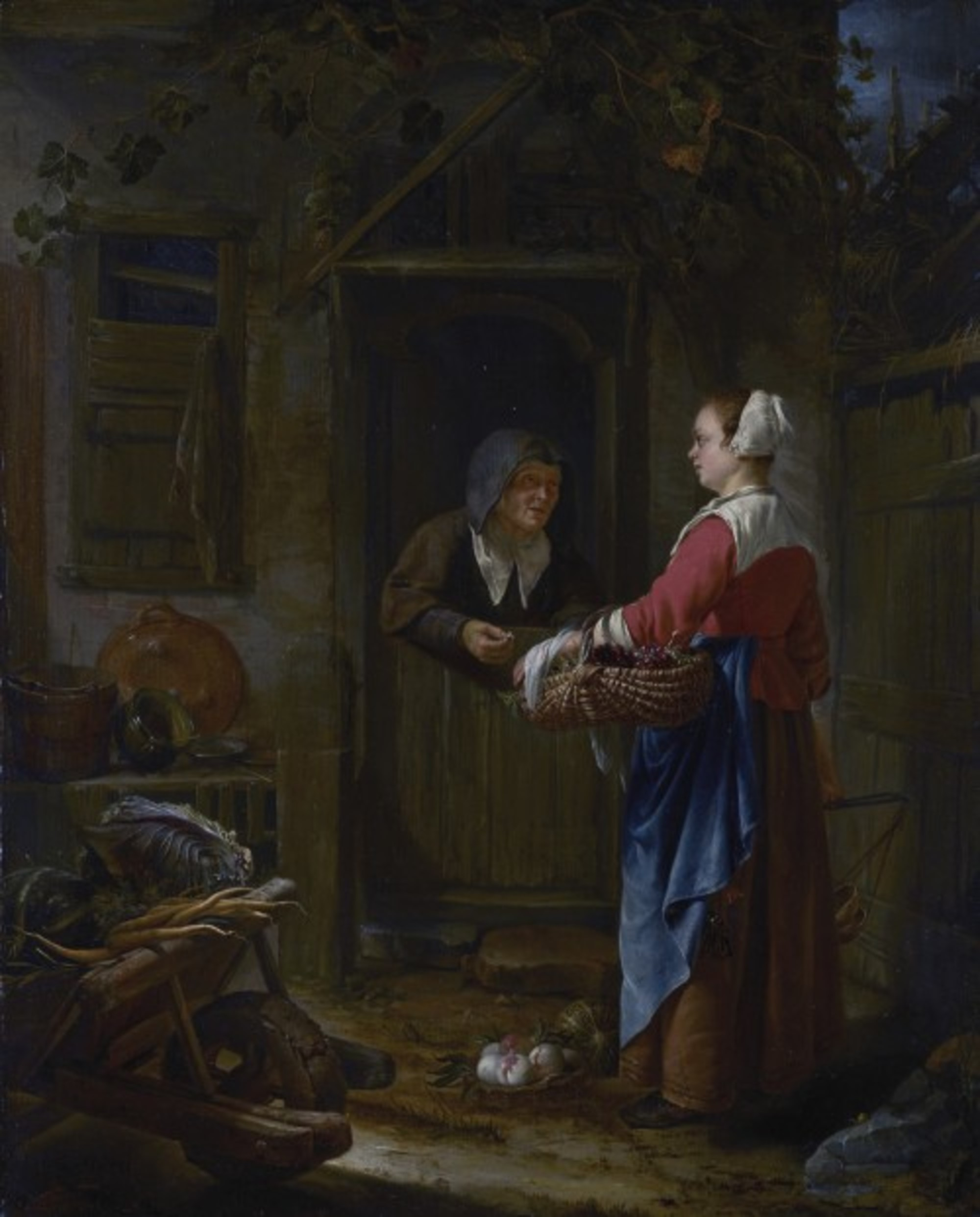 A-Girl-selling-Grapes-to-an-old-Woman-by-Frans-van-Mieris-de-Oude.jpg