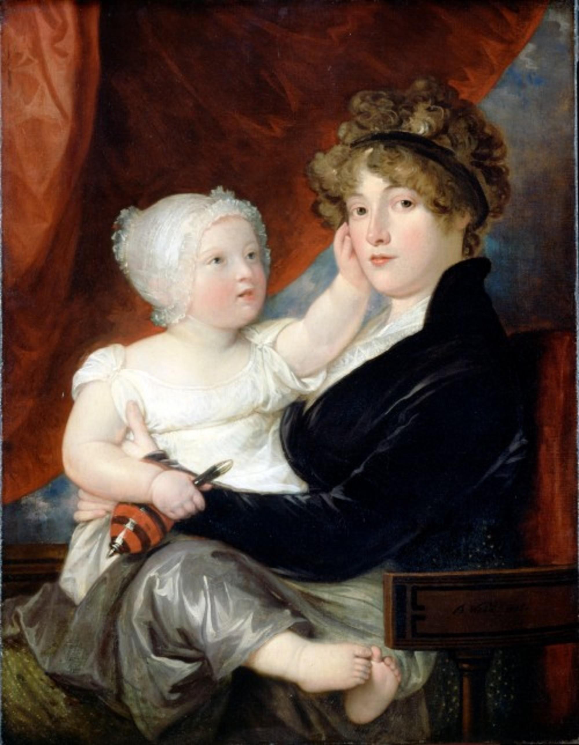 West-Benjamin---Mrs-Benjamin-West-II-with-her-son-Benjamin-West-III---Google-Art-Project.jpg