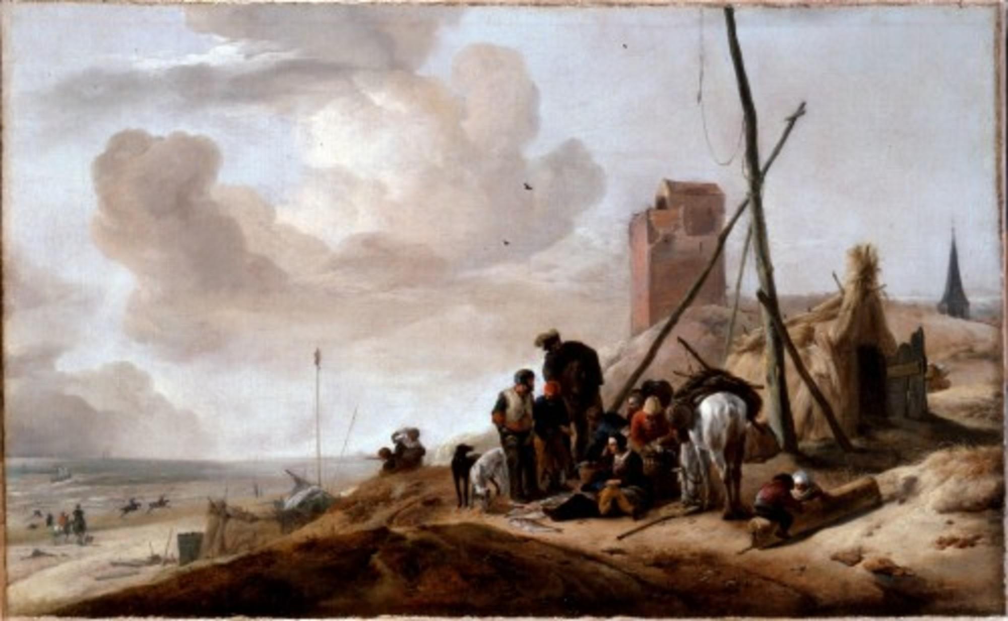 Wouwerman-Philips---A-Coastal-Scene---Google-Art-Project.jpg