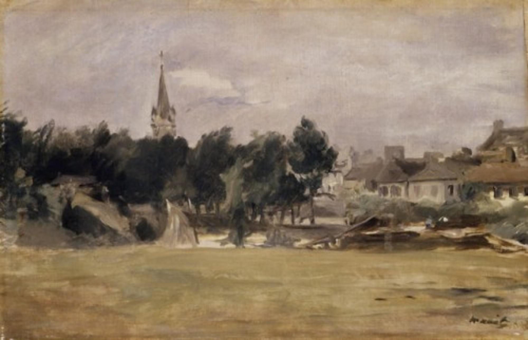 Edouard-Manet---Landscape-with-a-Village-Church.jpg