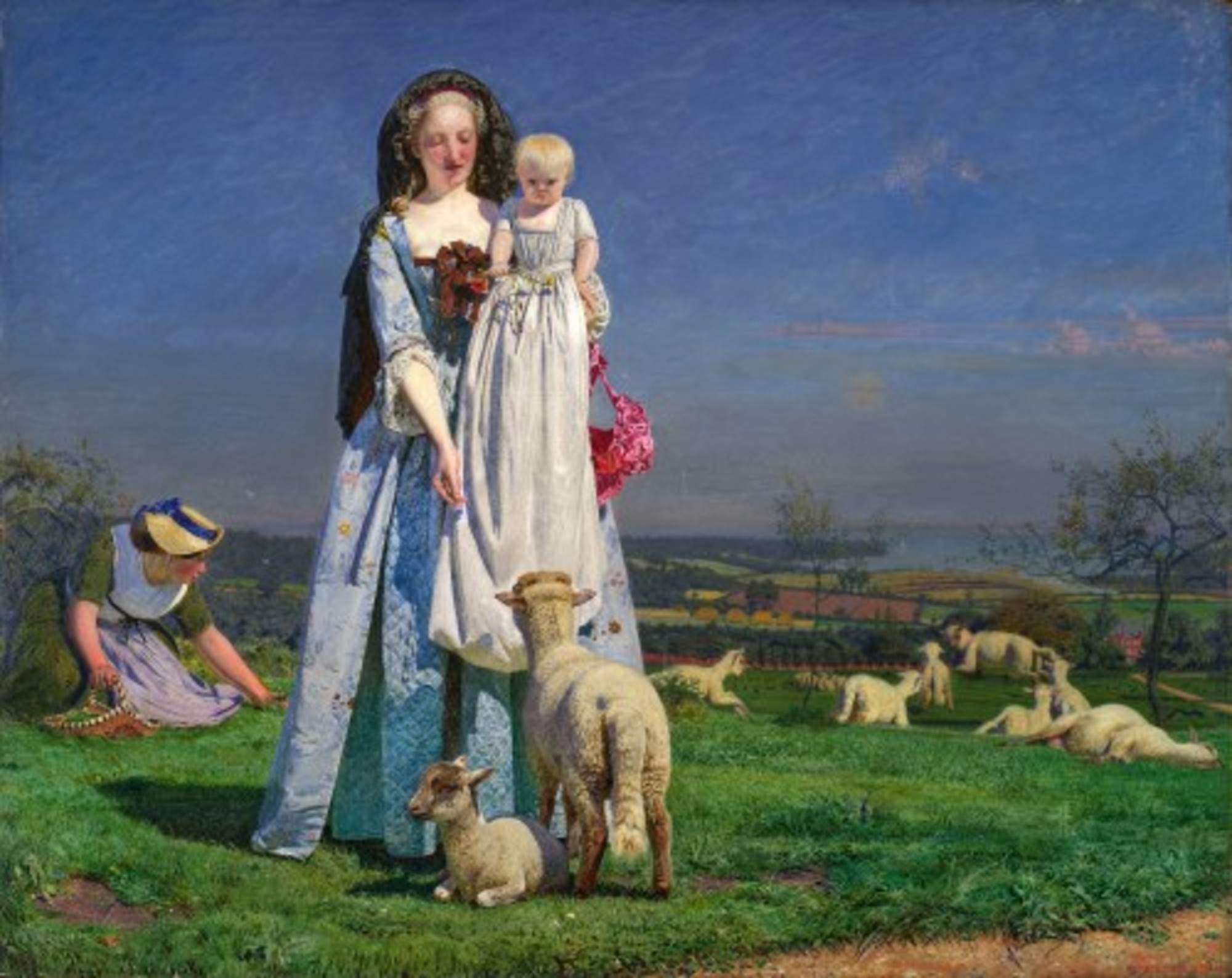 Ford-Madox-Brown---Pretty-Baa-Lambs---Google-Art-Project.jpg