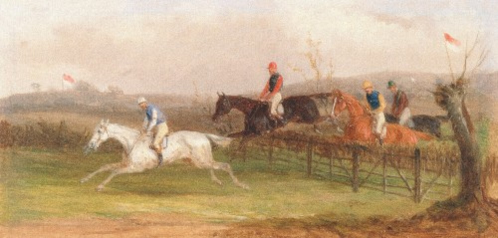 William-J.-Shayer---Steeplechasing--The-Brook---Google-Art-Project.jpg