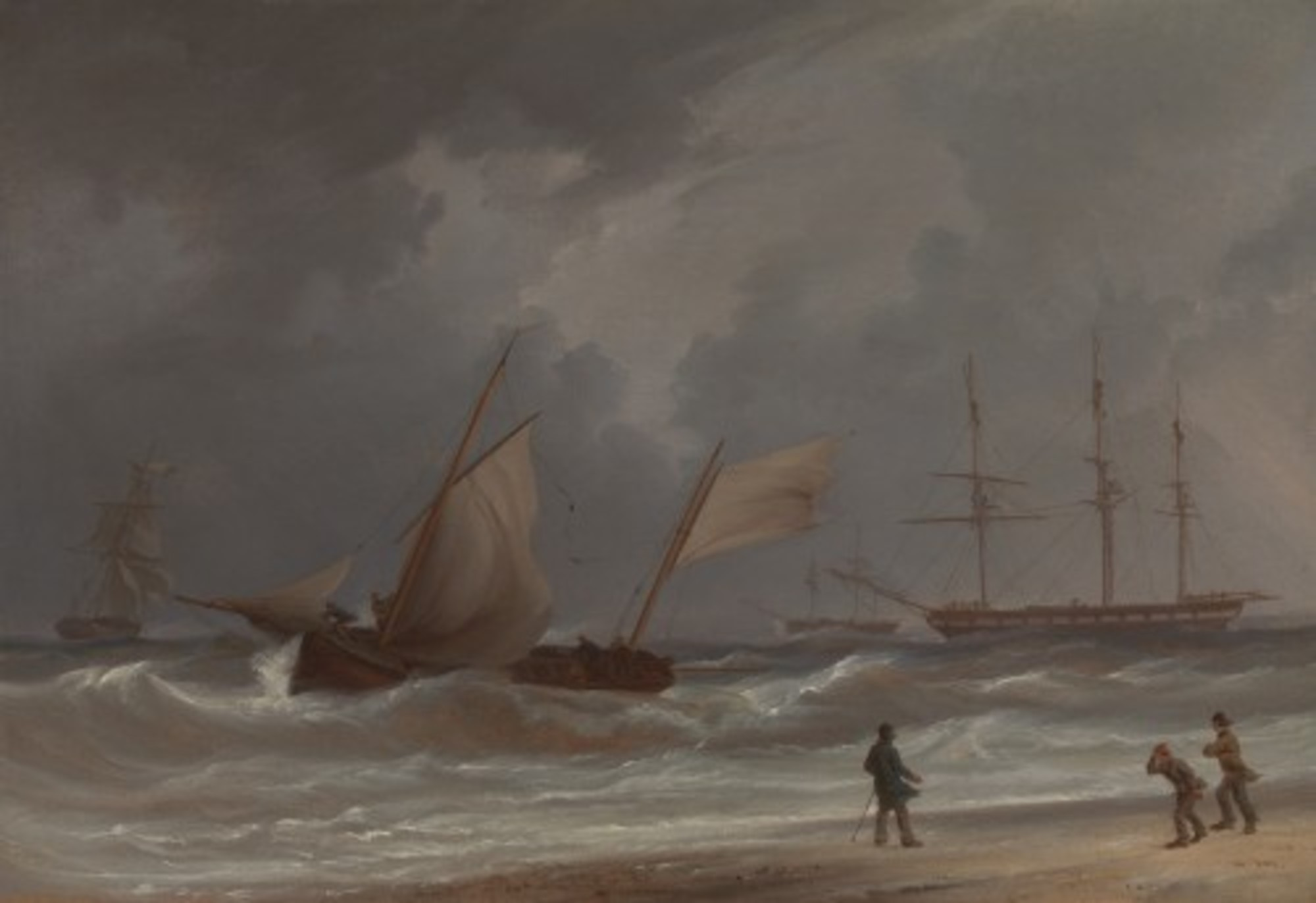 William-Joy---A-Lugger-Driving-Ashore-in-a-Gale---Google-Art-Project.jpg