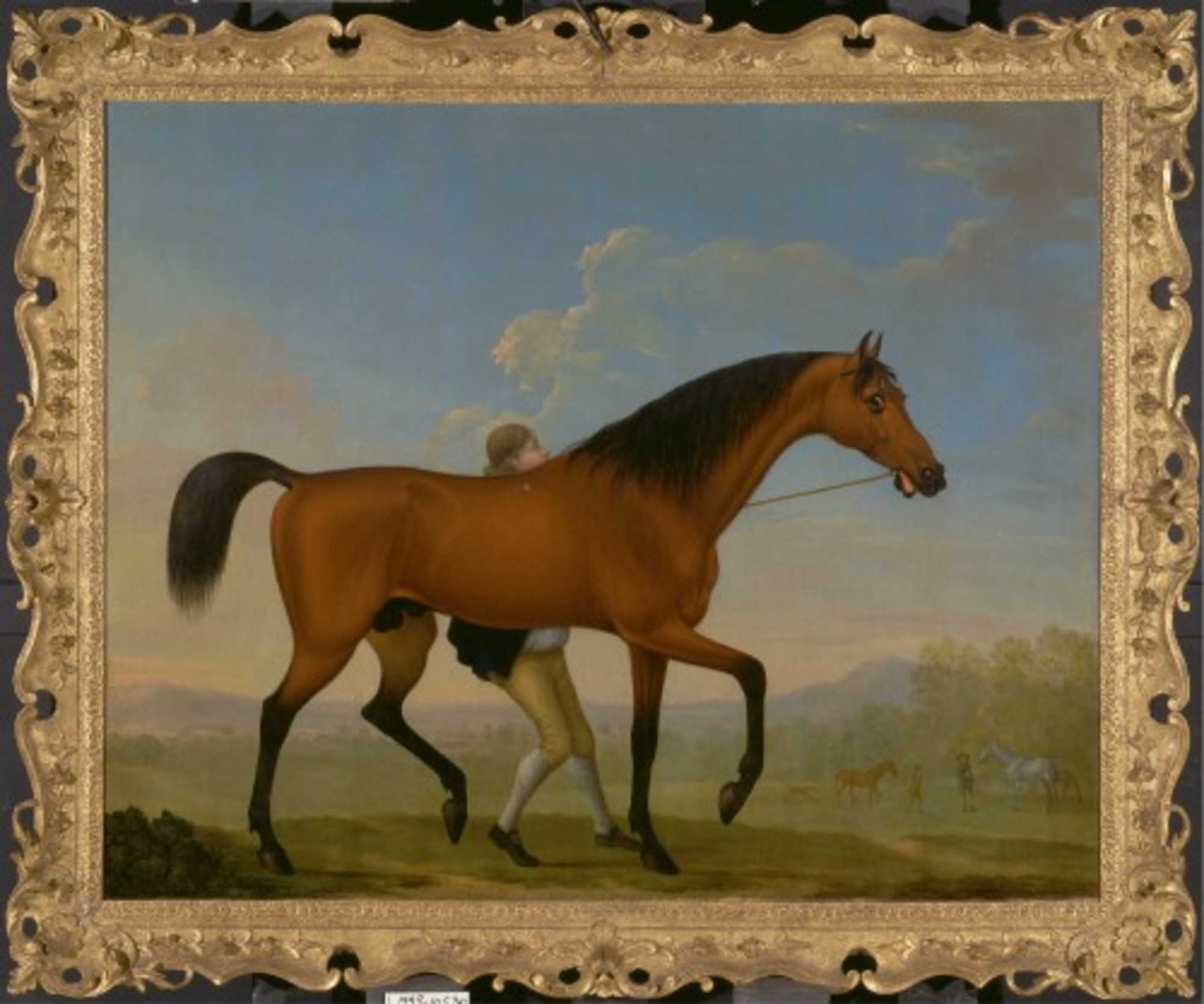 William-Shaw---The-Duke-of-Ancasters-Bay-Stallion-Blank-Walking-Towards-a-Mare---Google-Art-Project.jpg