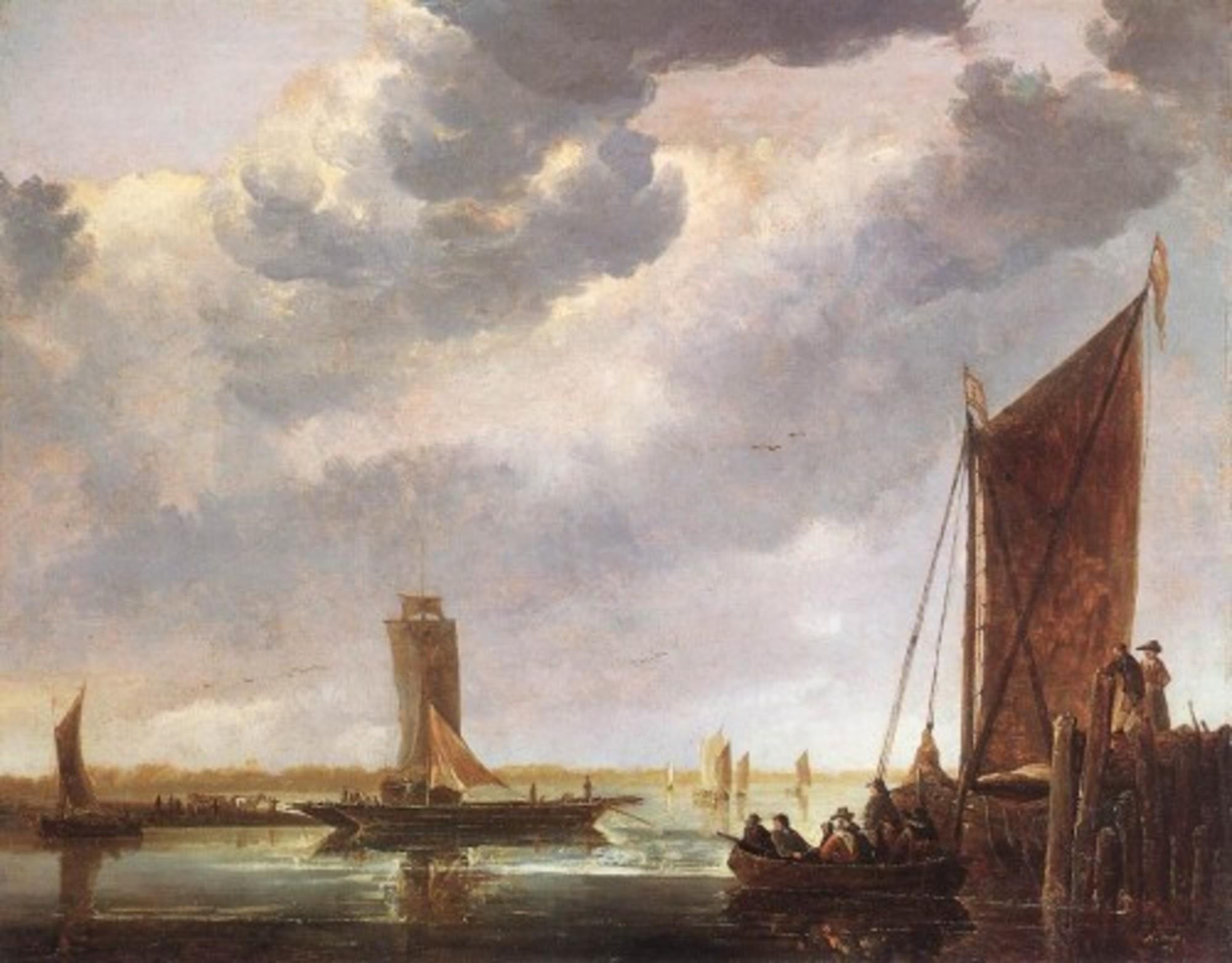 Aelbert-Cuyp---The-Ferry-Boat---WGA05832.jpg