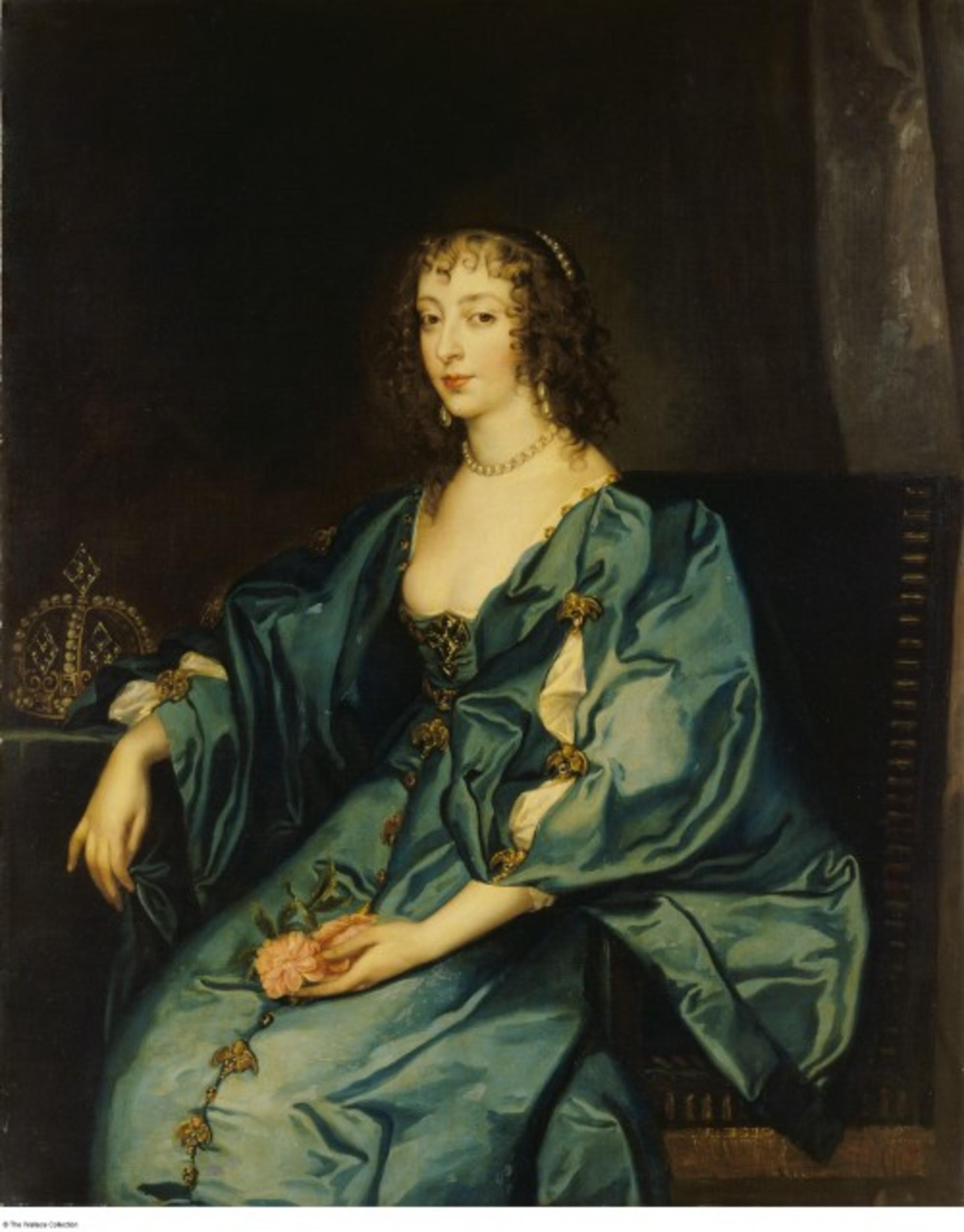 After-Anthony-van-Dyck---Queen-Henrietta-Maria-c.-1638---c.-1799.jpg