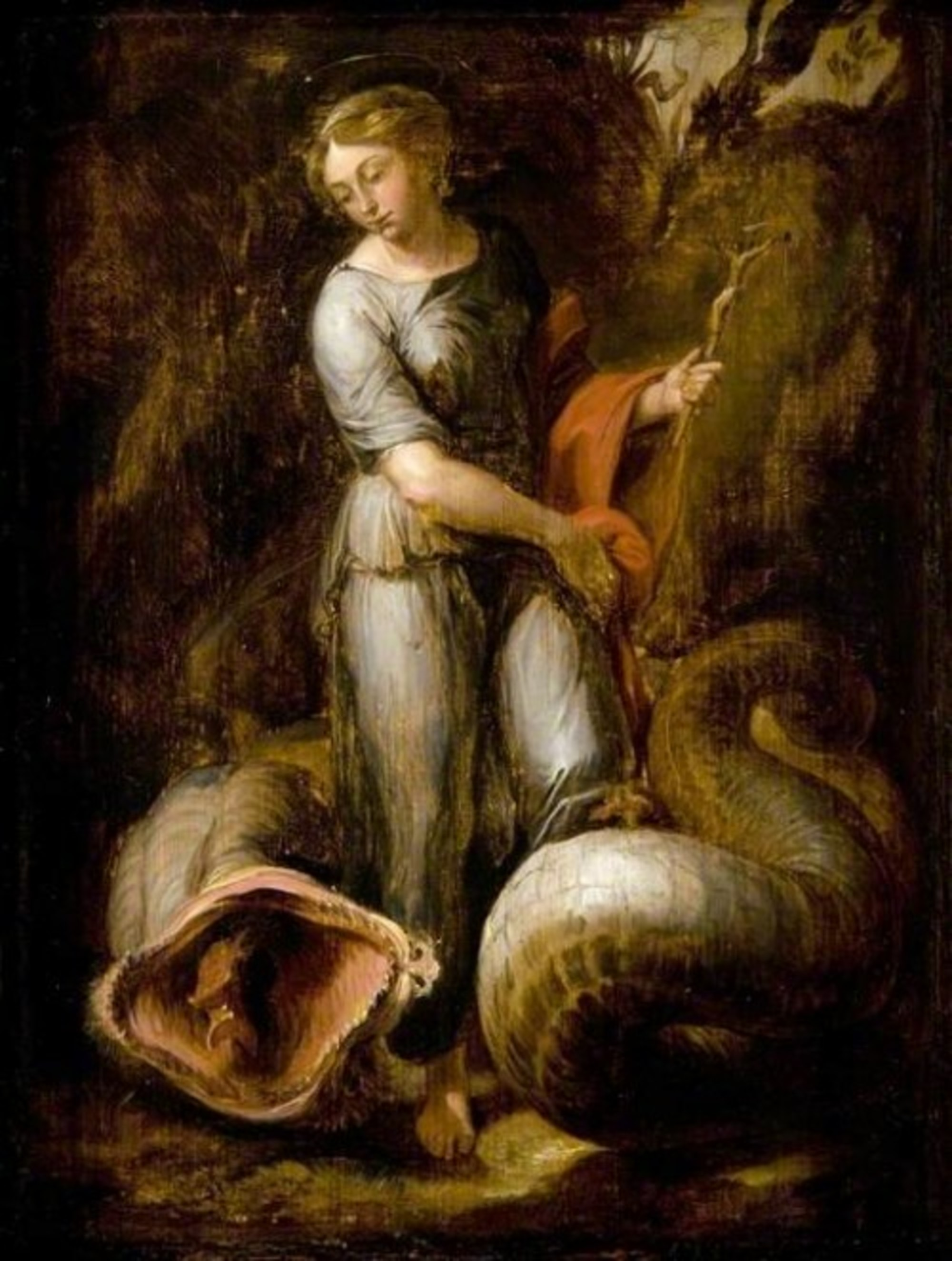 David-Teniers-after-Raphael---St-Margaret-and-the-Dragon-GL-GM-37.jpg