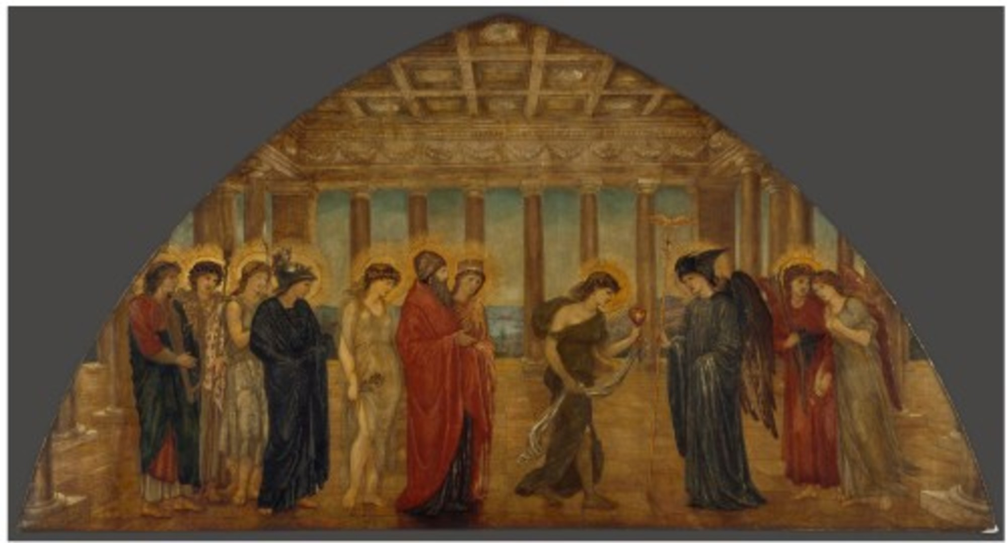 Edward-Burne-Jones---Cupid-and-Psyche---Palace-Green-Murals---Psyche-entering-the-Portals-of-Olympus---Google-Art-Project.jpg