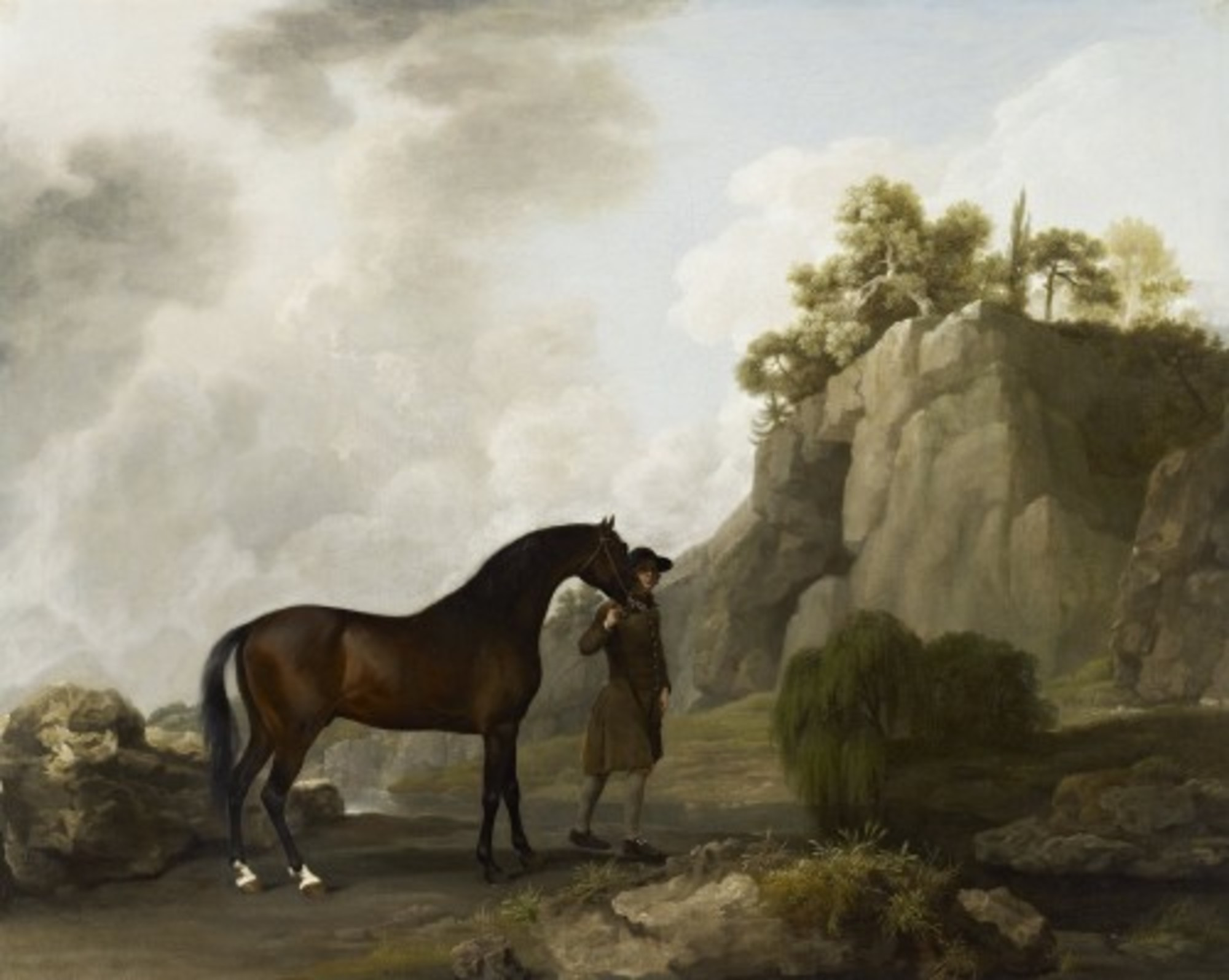 George-Stubbs---The-Marquess-of-Rockinghams-Arabian-Stallion-led-by-a-Groom-at-Creswell-Crags---Google-Art-Project.jpg