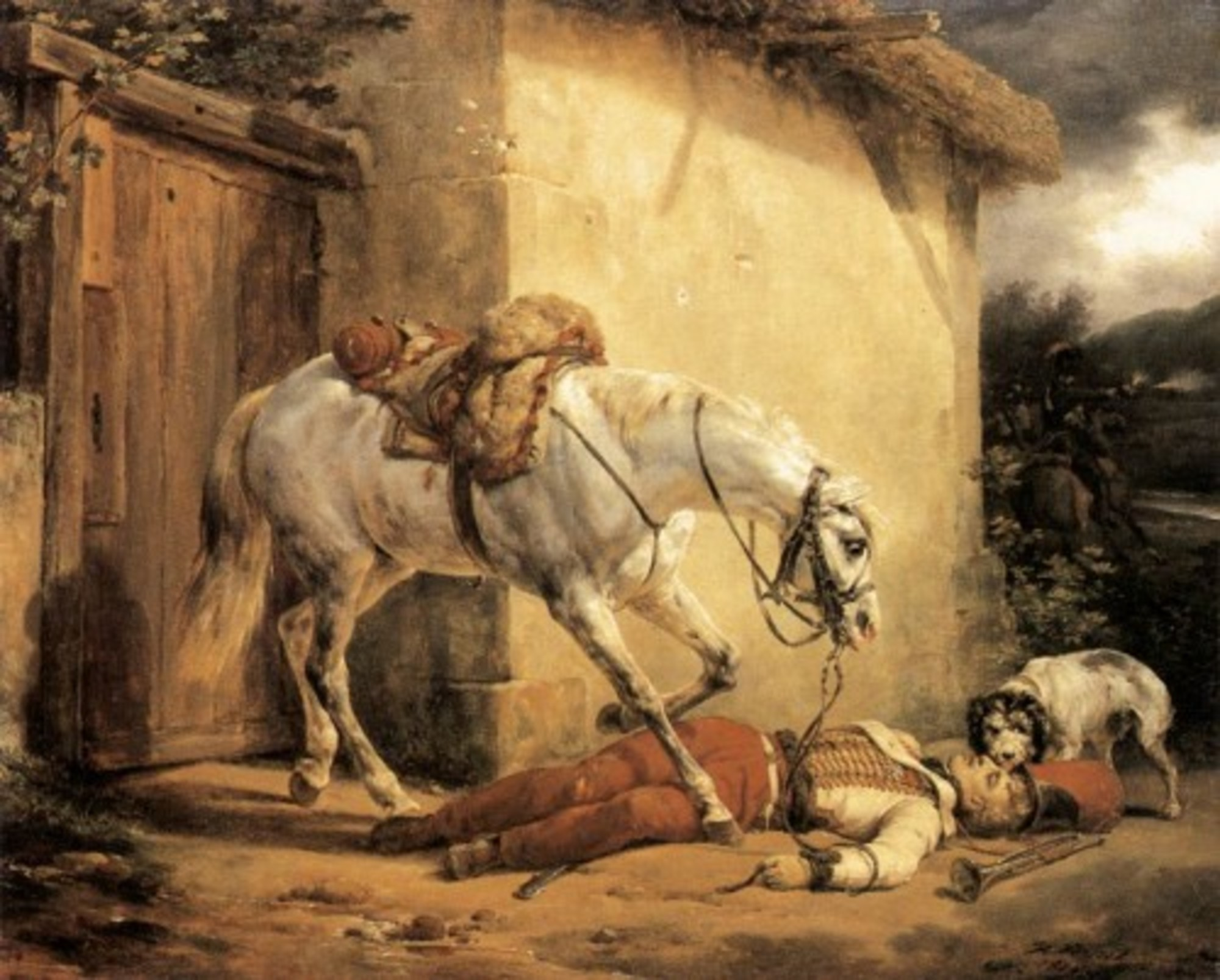 Horace-Vernet---The-Wounded-Trumpeter---WGA24747.jpg