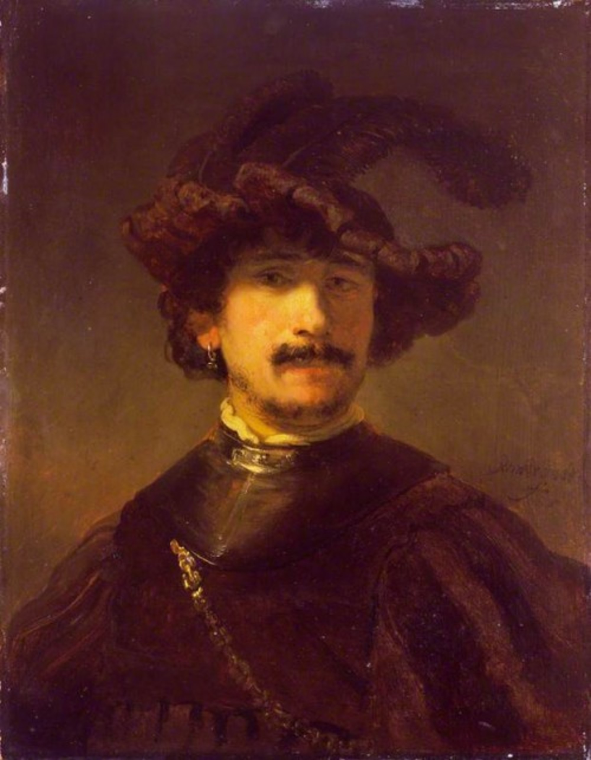 Rembrandt---Bust-of-a-Man-in-a-Gorget-and-Plumed-Bonnet.jpg