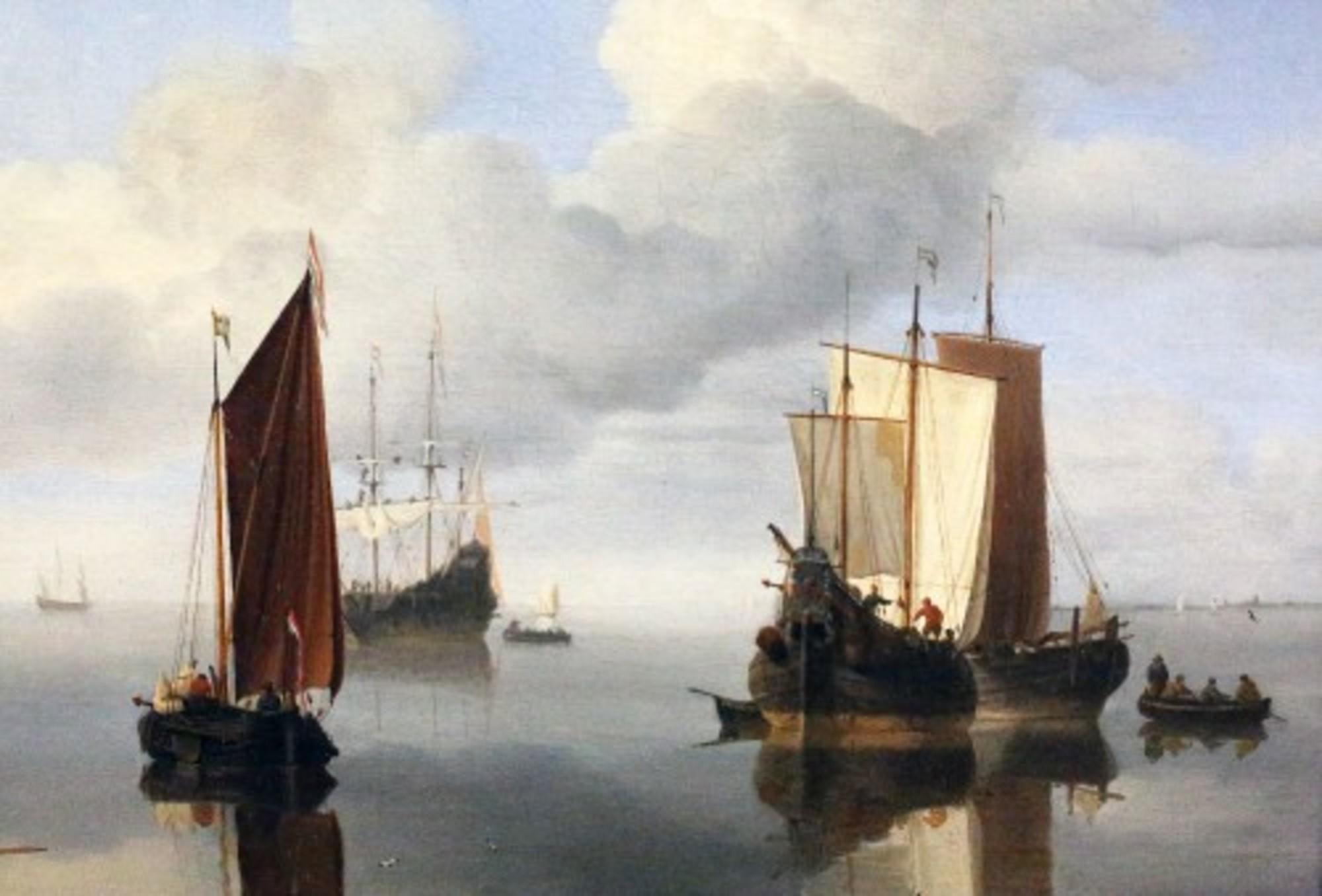 W-Van-De-Velde-Calm---Fishing-Boats-Under-Sail-1655-60-Wallace-Collection.jpg