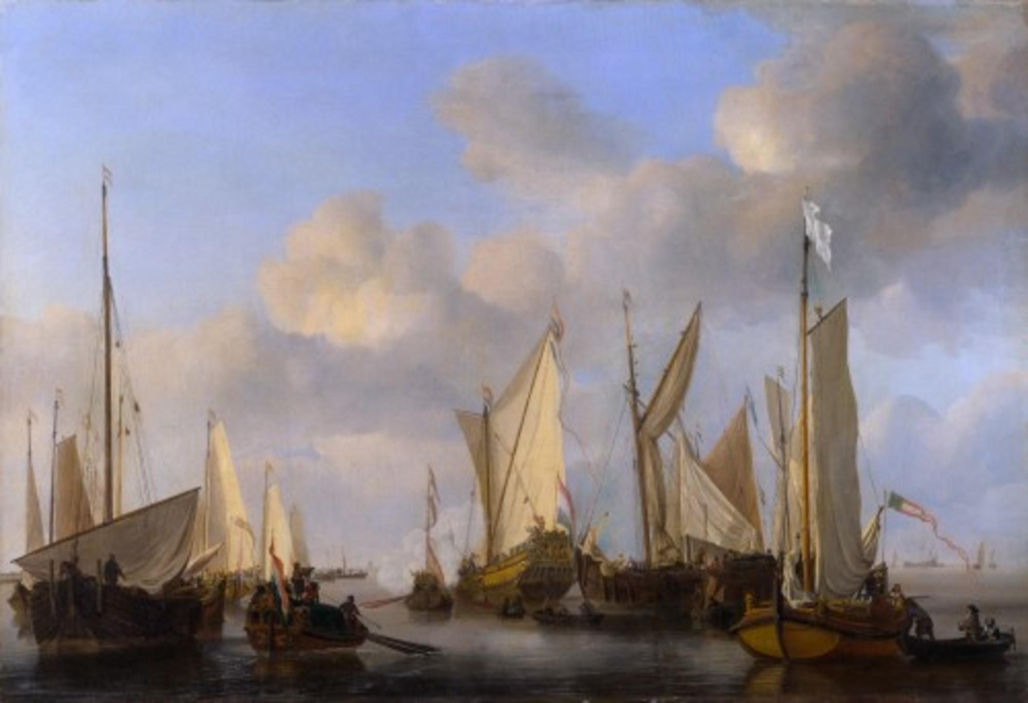 Willem-van-de-Velde-II---A-Dutch-Yacht-saluting.jpg