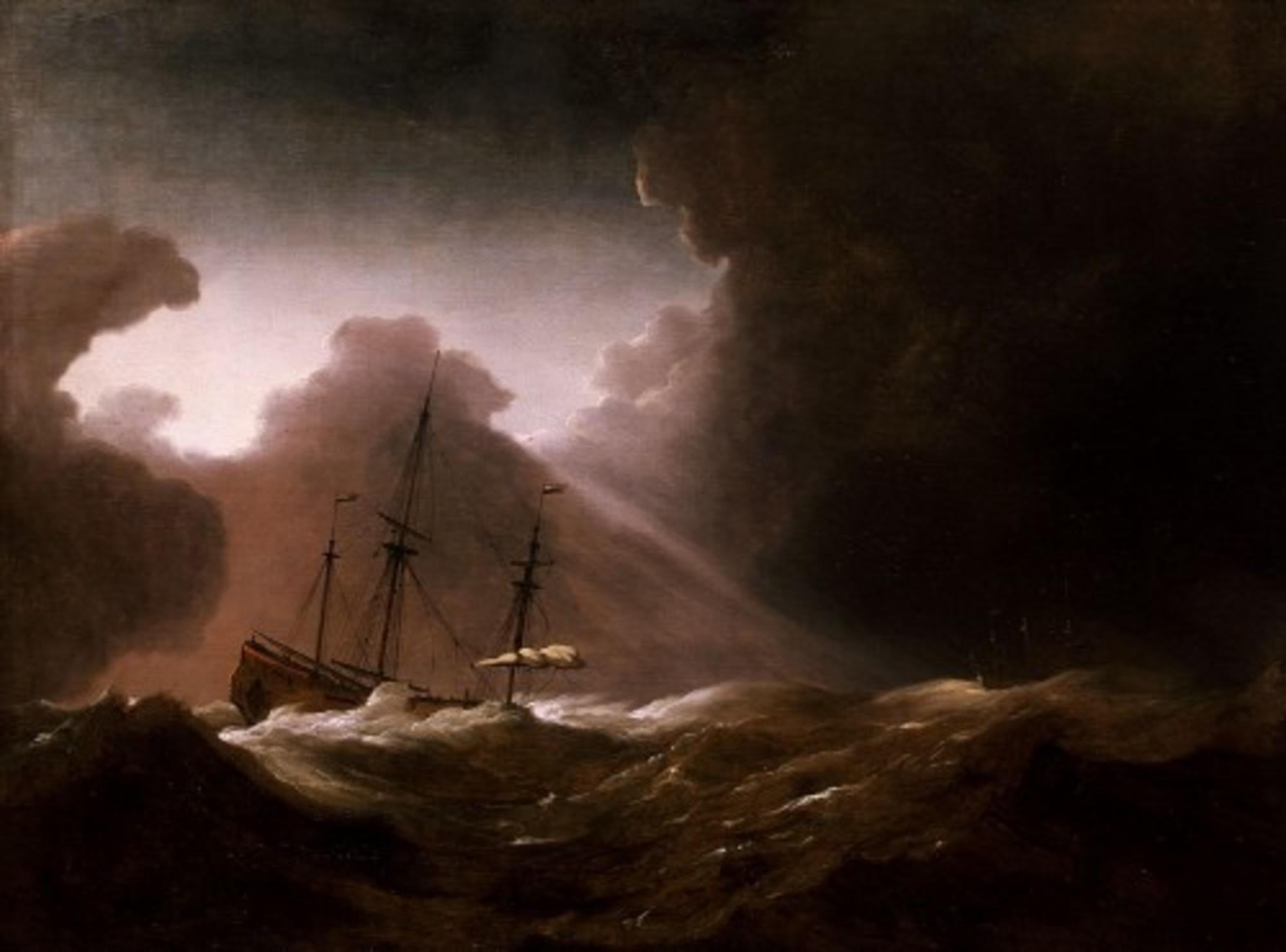 Willem-van-de-Velde-the-Younger---A-Dutch-Ship-Scudding-Before-a-Storm.jpg