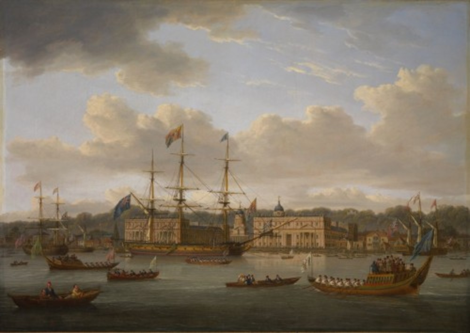 William-Anderson---The-Return-of-George-IV-to-Greenwich-from-Scotland.jpg