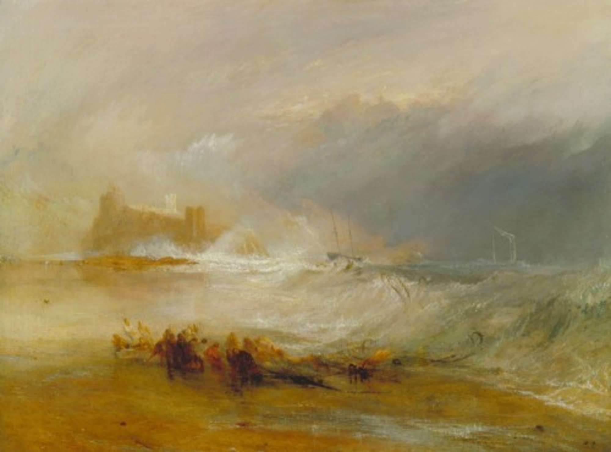 Wreckers---Coast-of-Northumberland-with-a-Steam-Boat-Assisting-a-Ship-Off-Shore-1834.jpg